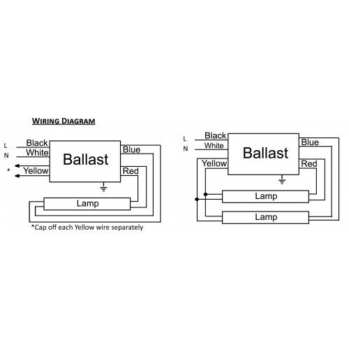 Diagram  Lighting Ballast Wiring Diagram 208 Full Version