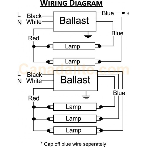 Advance Ballast Wiring Diagram : Philips advance ballast wiring diagram somurich