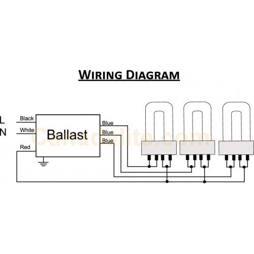 Ultrasave Ut340120mb - 3-lamp - Ft36w  Pl